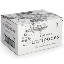 Load image into Gallery viewer, ANITOPODES SPARKLING WATER CASE OF 12X 500ML BOTTLES