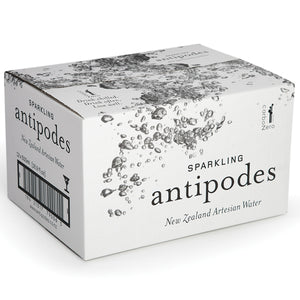 ANITOPODES SPARKLING WATER CASE OF 12X 500ML BOTTLES