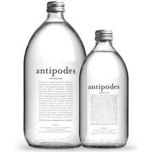 Load image into Gallery viewer, ANITOPODES SPARKLING WATER CASE OF 6X 1L BOTTLES