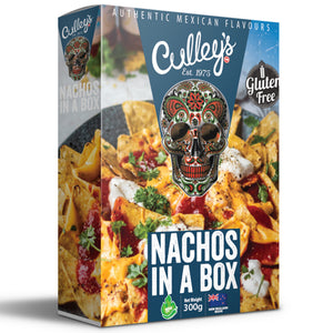 CULLEY'S NACHO KIT 400GM