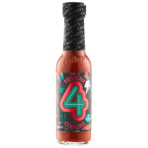CULLEY'S NO 4 CHIPOTLE HOT SAUCE 150ML
