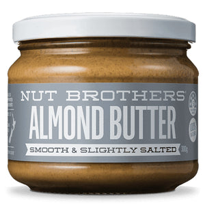 NUT BROTHERS ALMOND BUTTER SMOOTH (300GM)