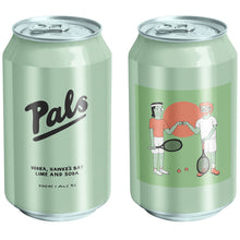 Load image into Gallery viewer, PALS VODKA, HAWKES BAY LIME & SODA 10 PACK