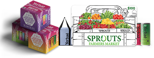 $100 Gift card from SPROUTS