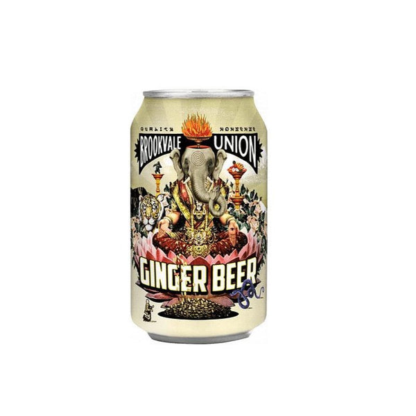 Brookevale Union Ginger Beer 330ml