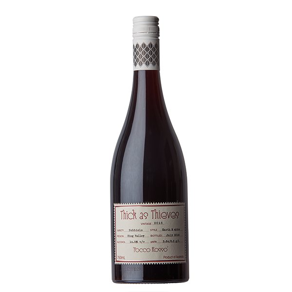 Thick as Thieves Nebbiolo 2019