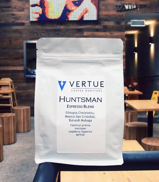 Vertue Coffee Huntsman Espresso Blend 1kg