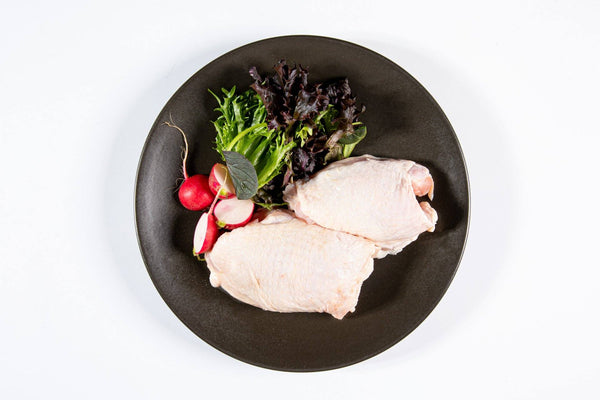 Chicken Thigh Cutlet Skin On 1.5Kg