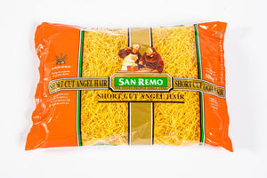 Pasta Angel Hair Shortcut No 141 - San Remo 500g