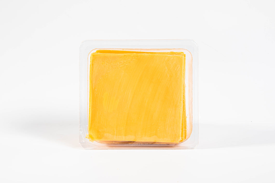 Vegan Cheddar Cheese Slices - Emborg 400G