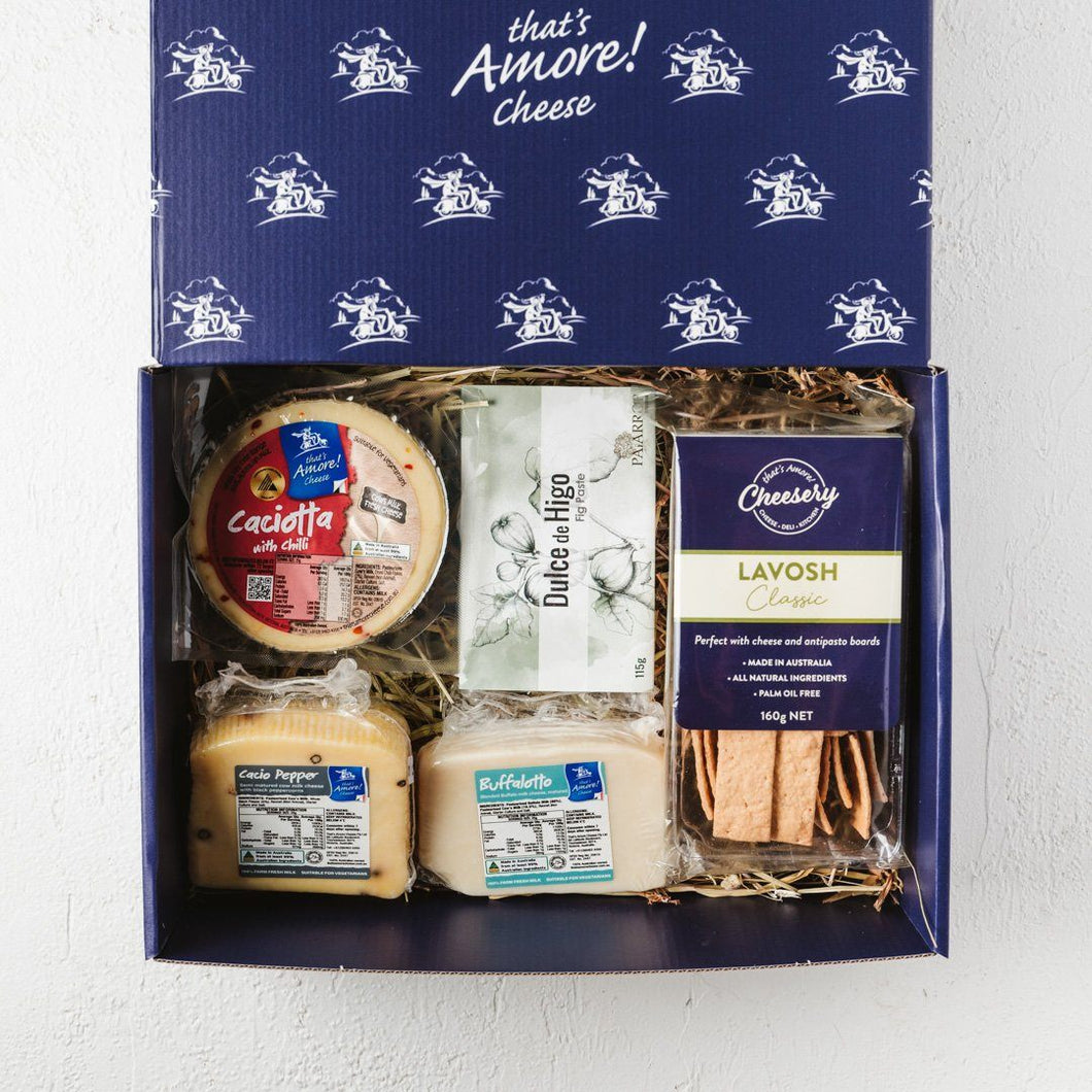 That's Amore Cheese Lover's Hamper