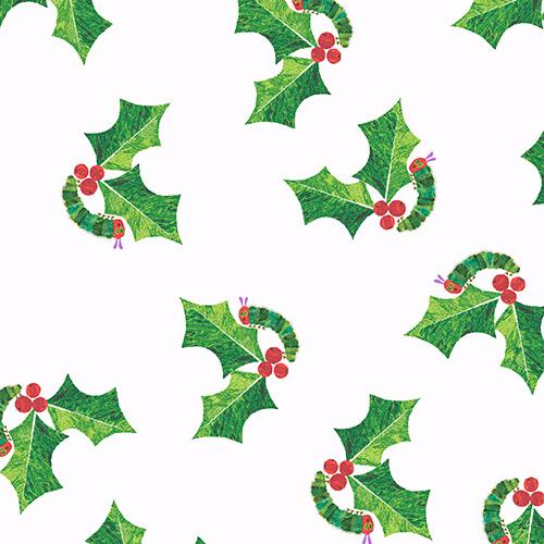 Christmas Holly print