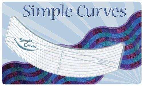 Simple Curves template