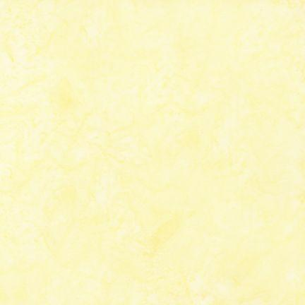 Light Yellow Batik