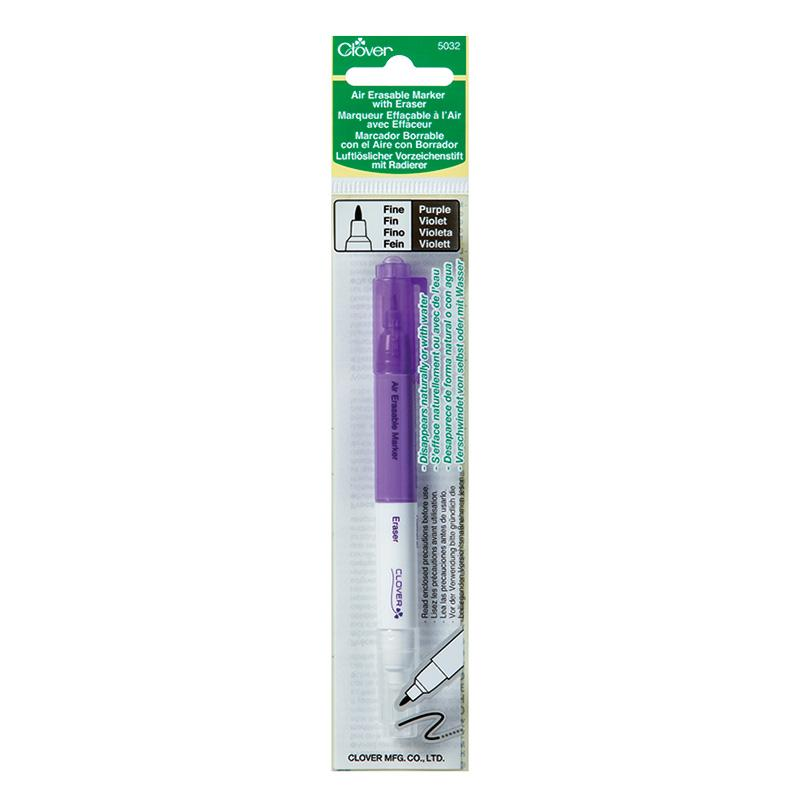 Air Erasable Marker - Fine Purple