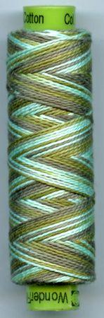 EZM13 Teal & green 8wt