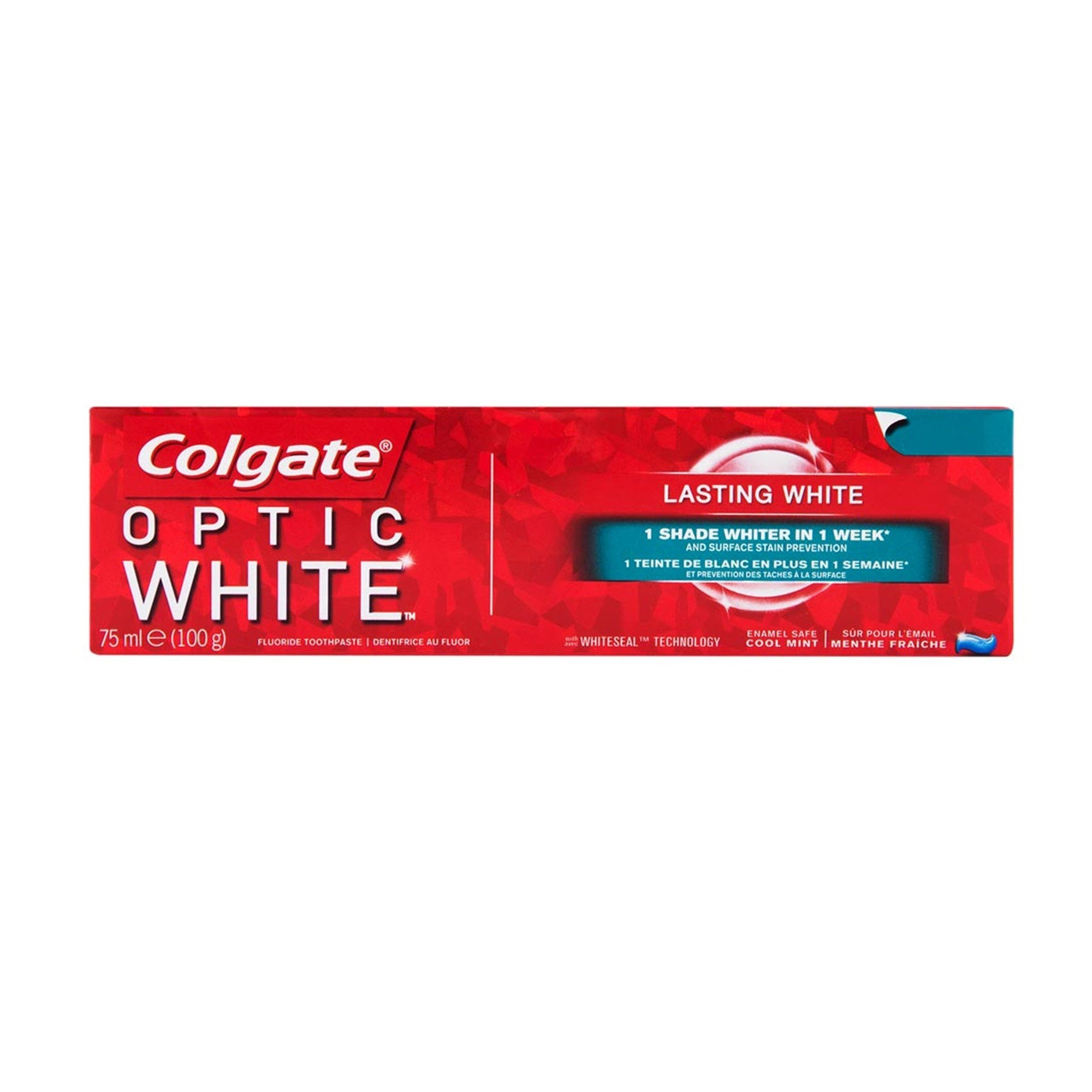 Colgate Optic White Lasting White 100g