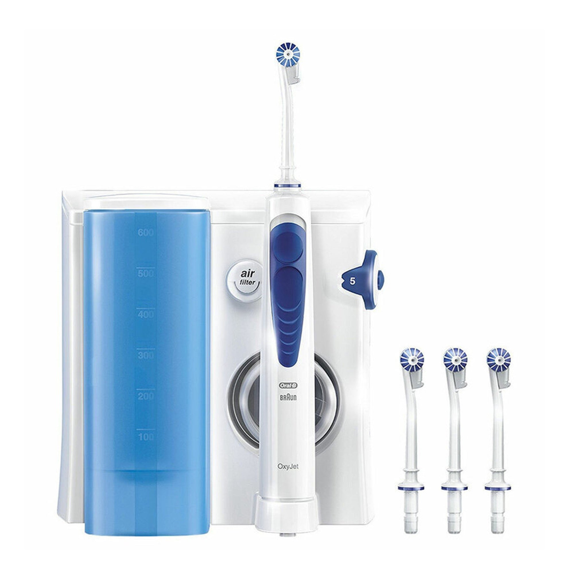 Oral B OxyJet Rechargeable Toothbrush