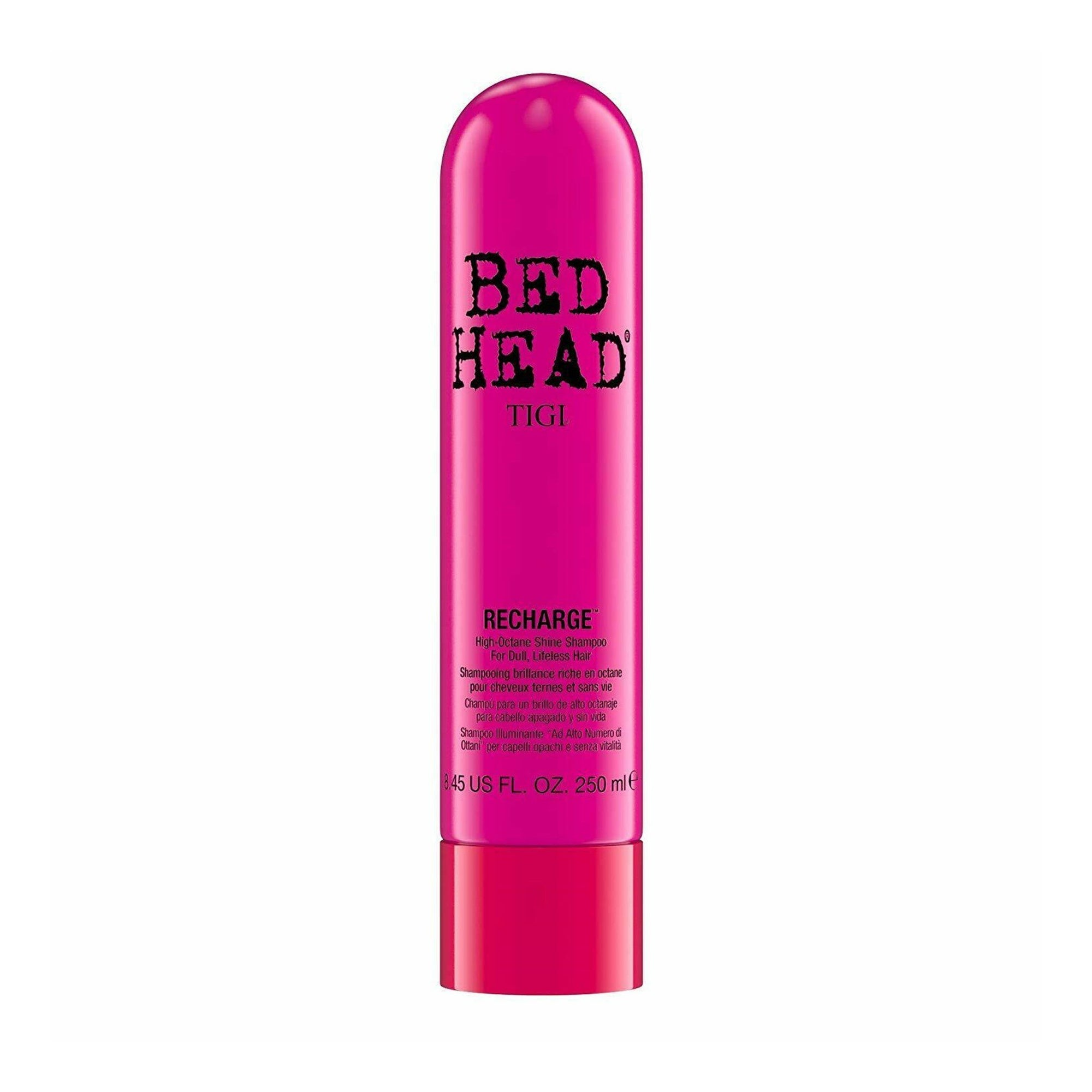 TIGI Bed Head Shampoo Hard Recharge Clarifying Shine 250ml