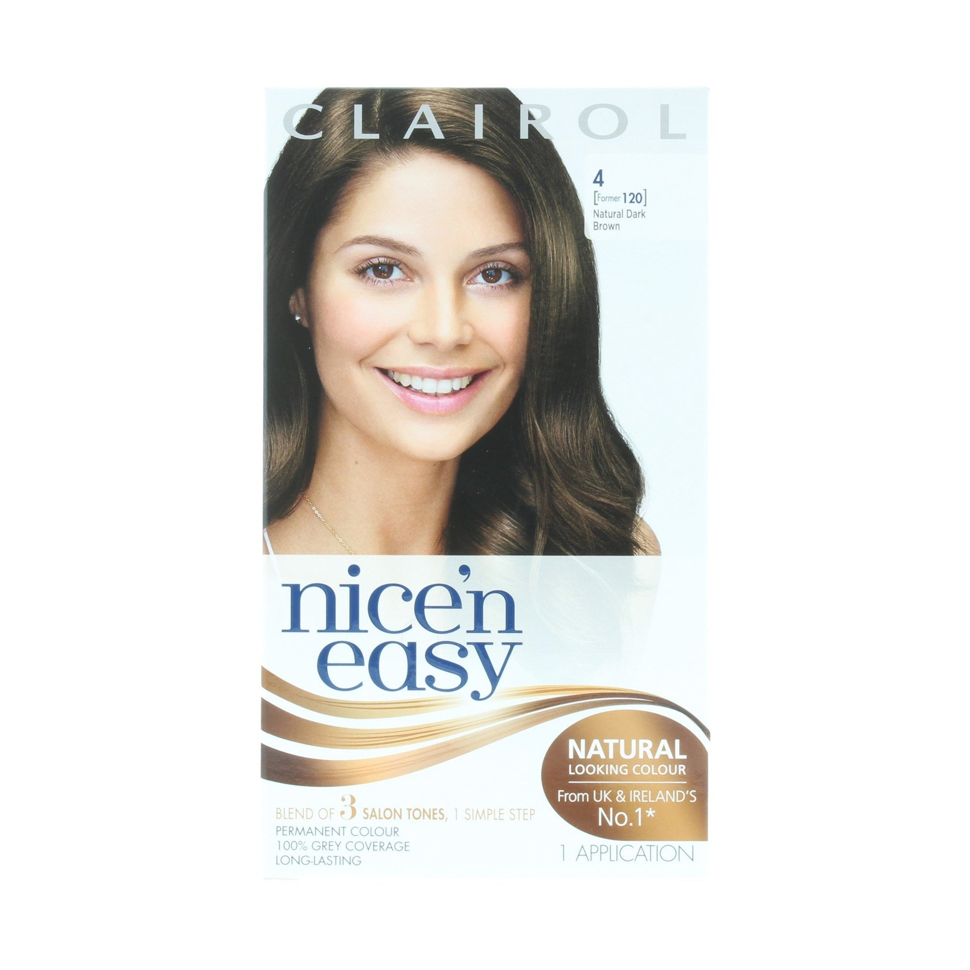 Nice 'n Easy Hair Colour 04 Natural Dark Brown