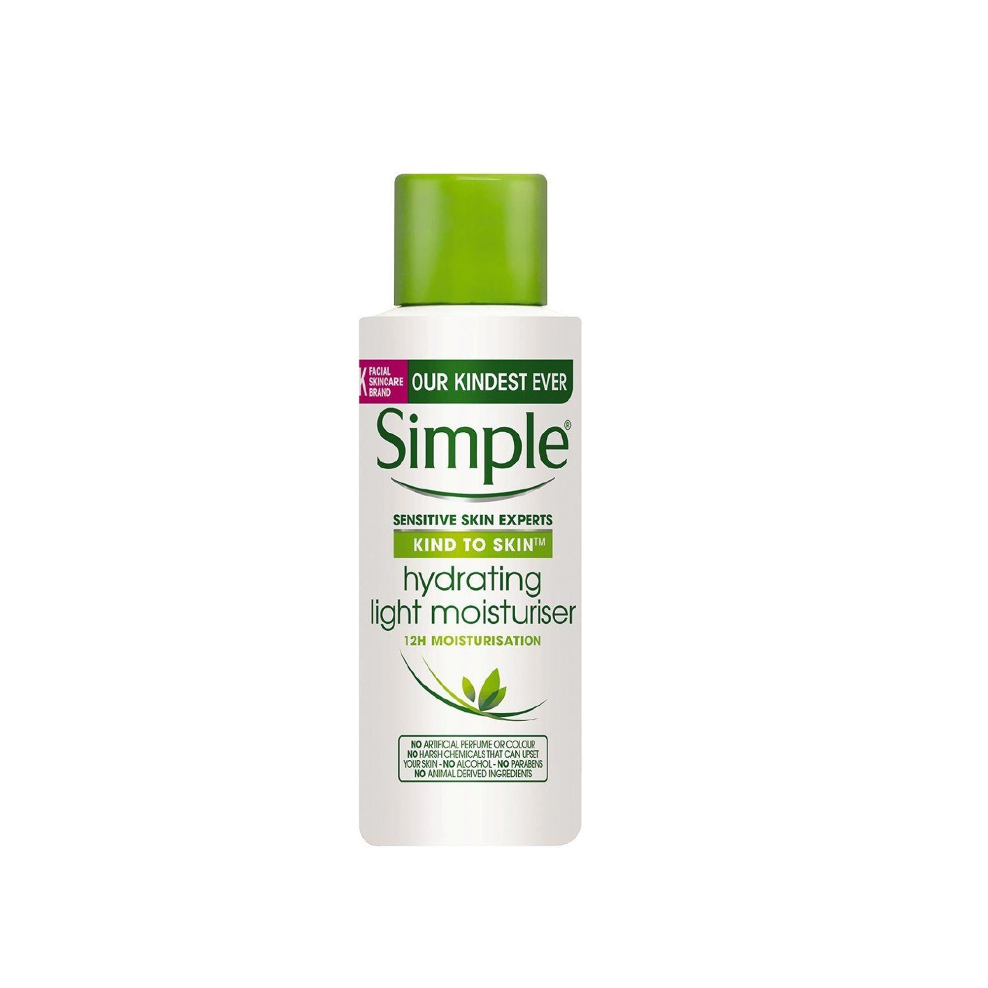 Simple Hydrating Light Moisturiser 50ml
