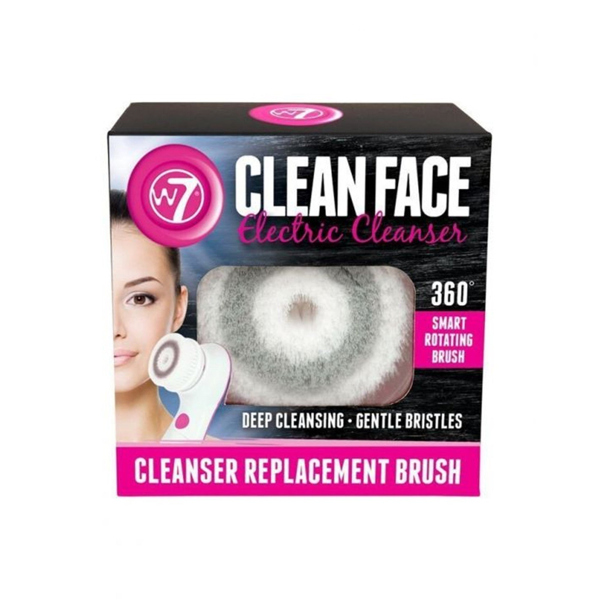 W7 Cleanser Replacement Brush