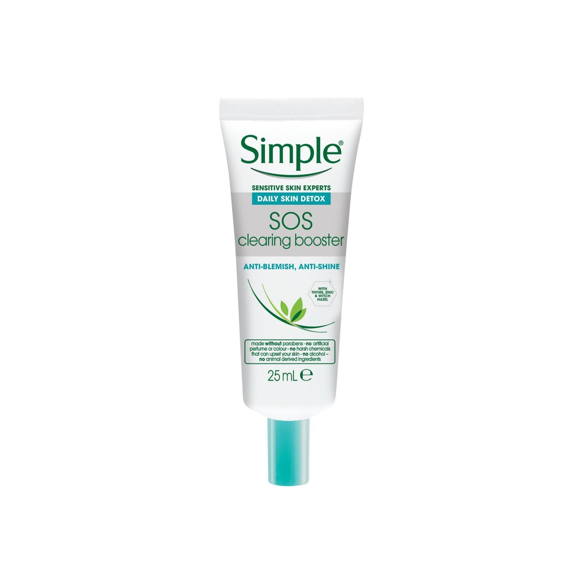 Simple SOS Clearing Booster 25ml