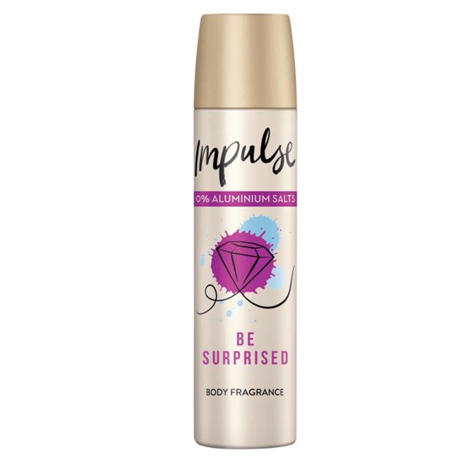 Impulse Spray Be Surprised 75ml