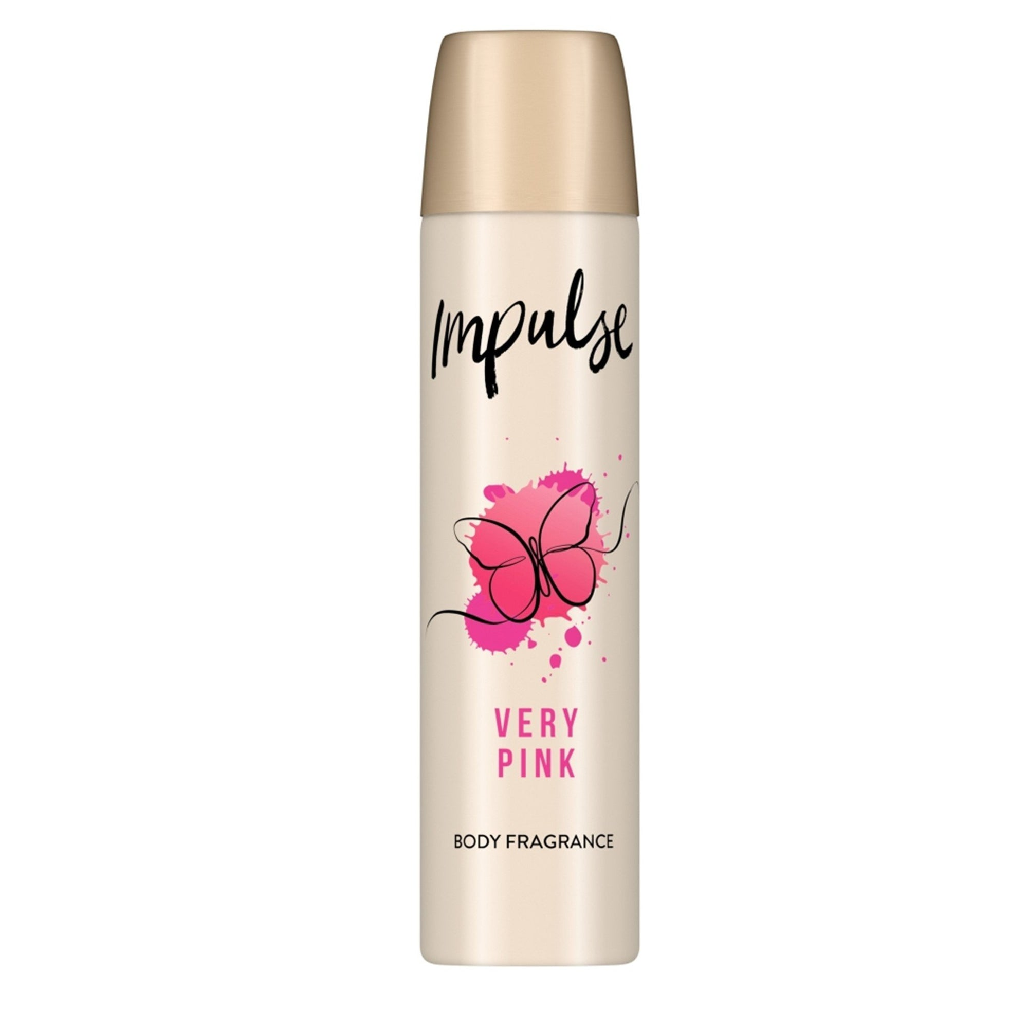 Impulse Spray Very Pink 75ml