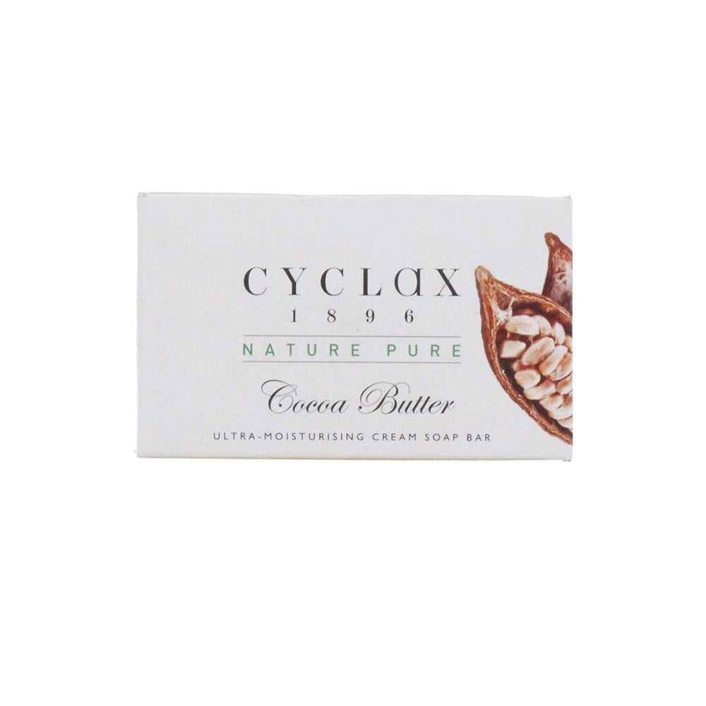 Cyclax Soap Cocoa Butter 90G 10/23