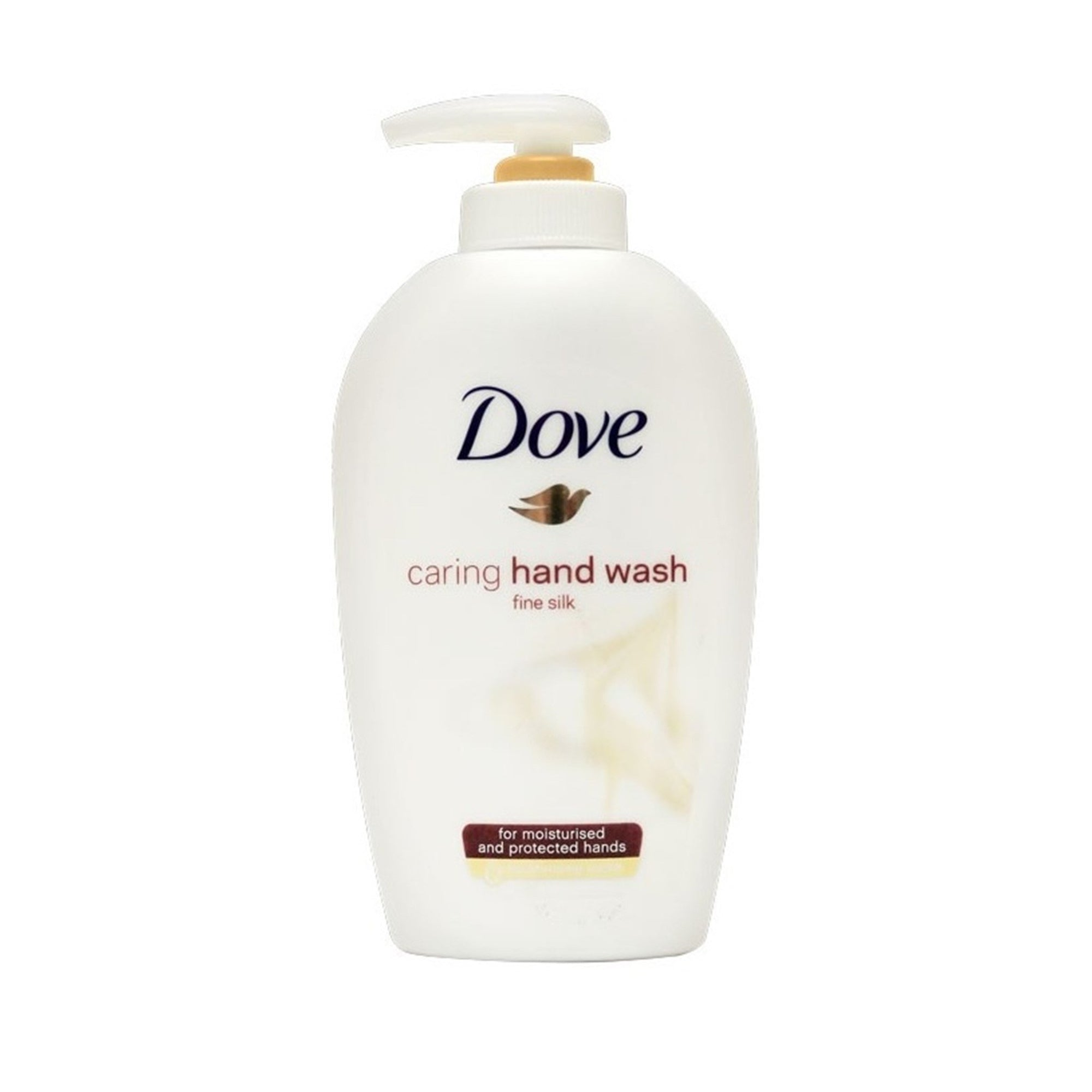 Dove Handwash Pump Fine Silk 250ml