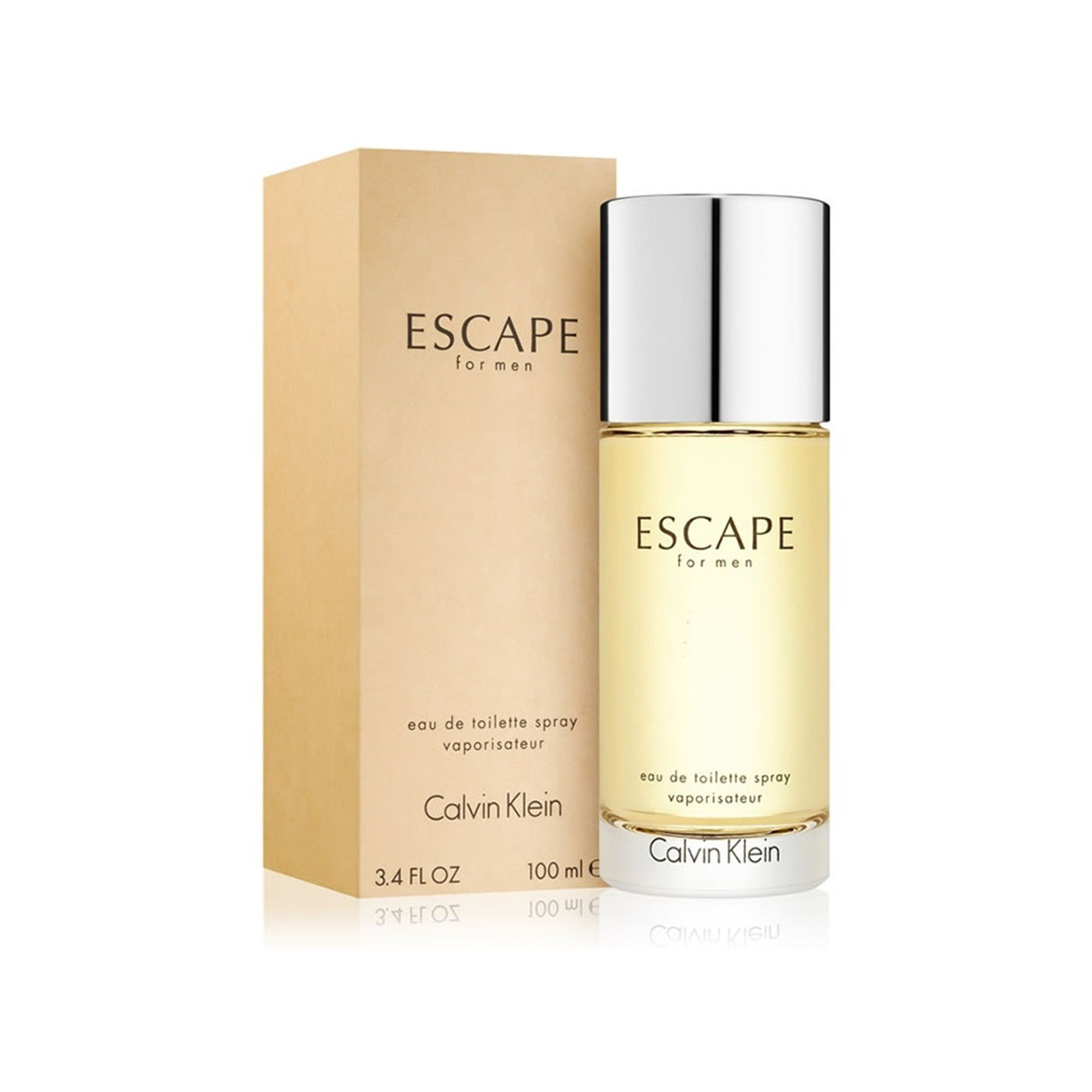 Calvin Klein Escape for Men Eau de Toilette 100ml