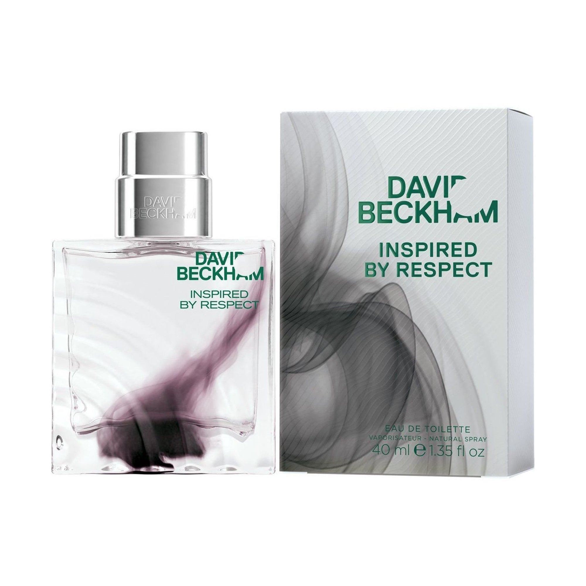 David Beckham Inspired By Respect EDT 40ml