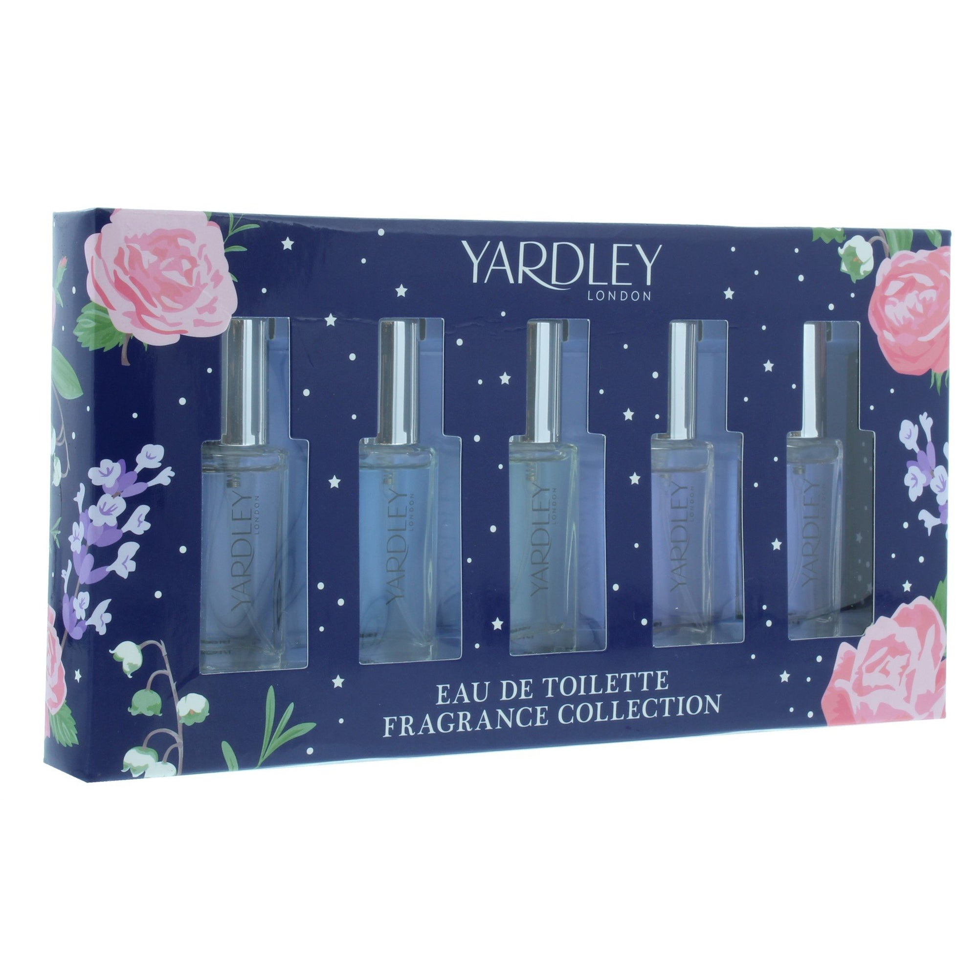 Yardley Classic Miniature EDT Set 5x10ml