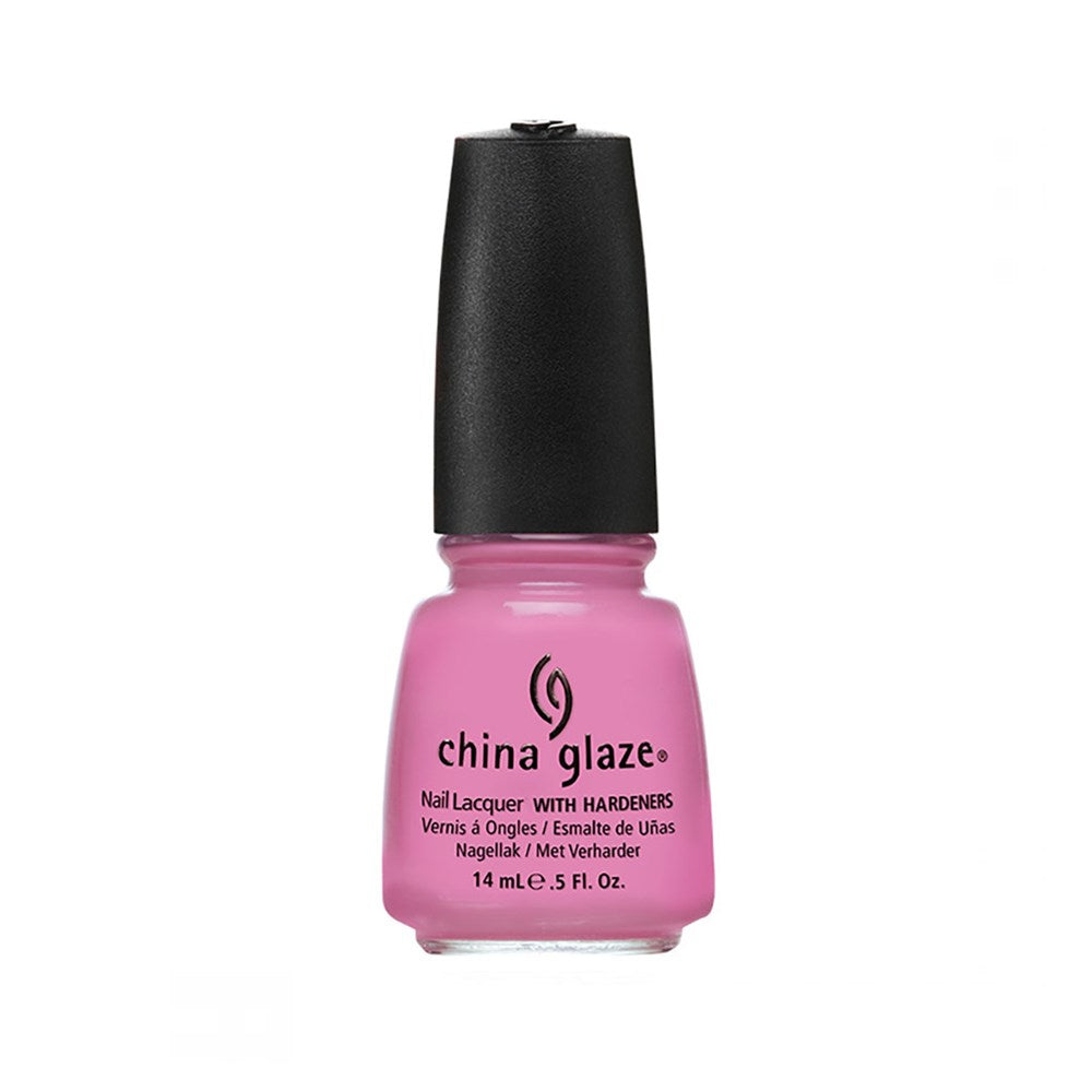 China Glaze Nail Lacquer - Dance Baby