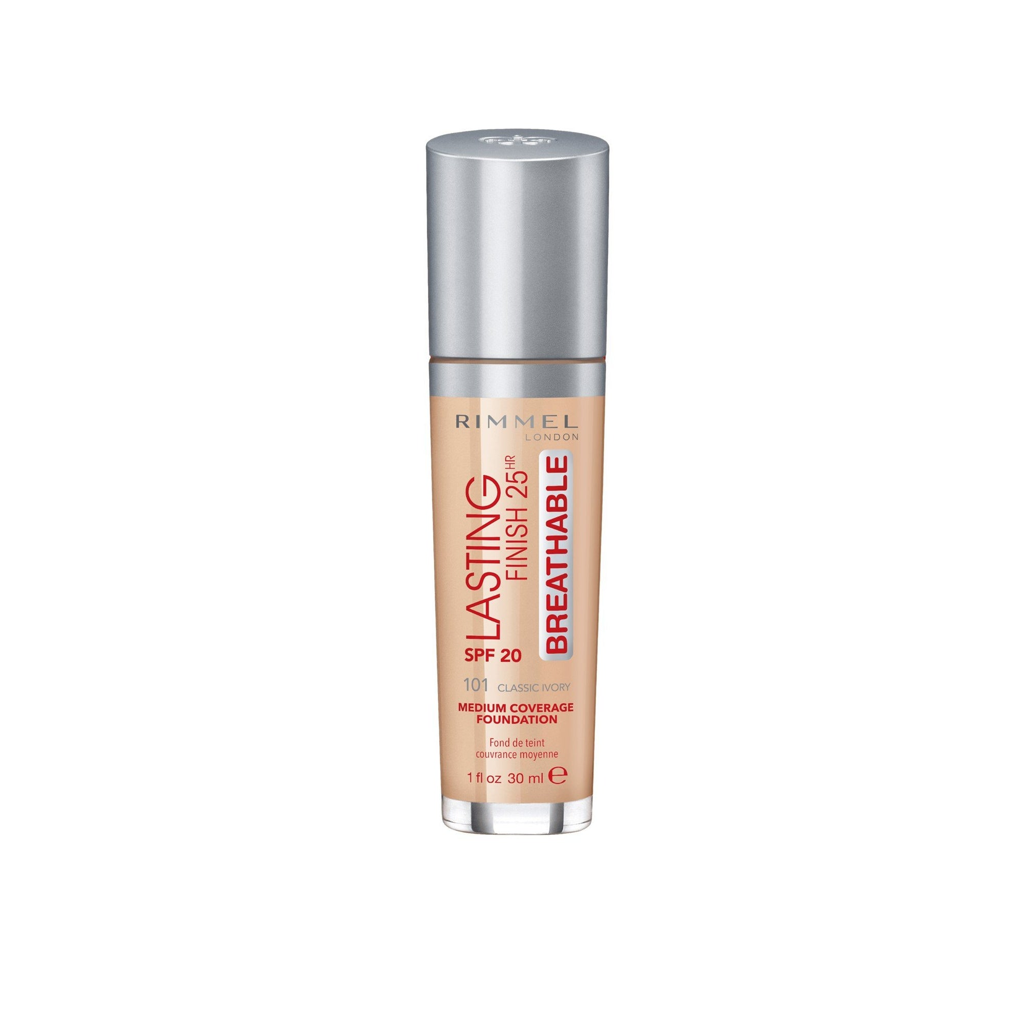Rimmel London Lasting Finish 25HR Foundation