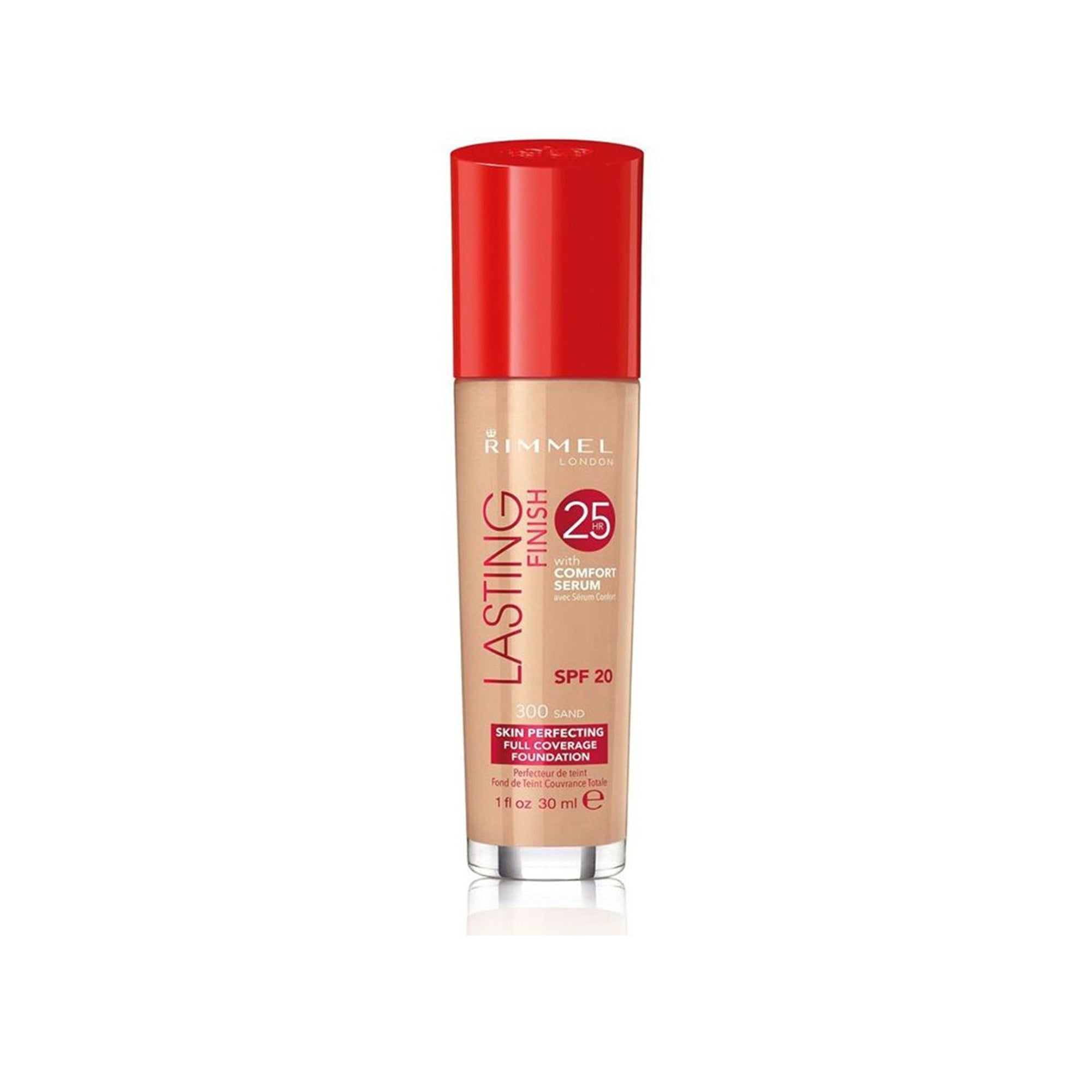 Rimmel London Lasting Finish Skin Perfecting Foundation