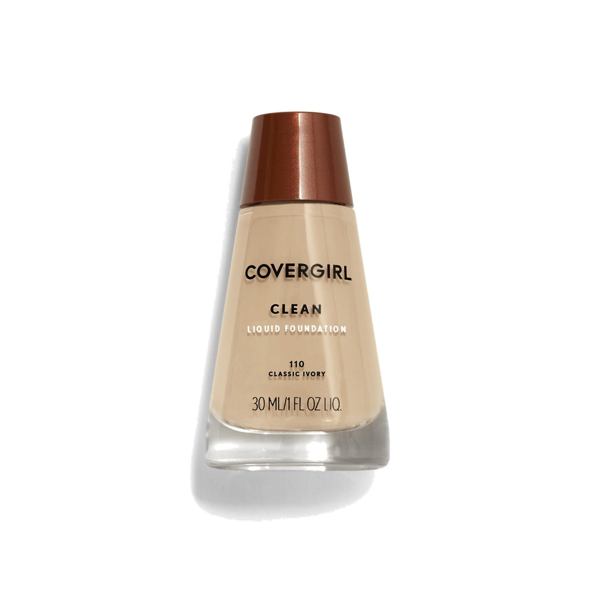 Covergirl Clean Liquid Foundation