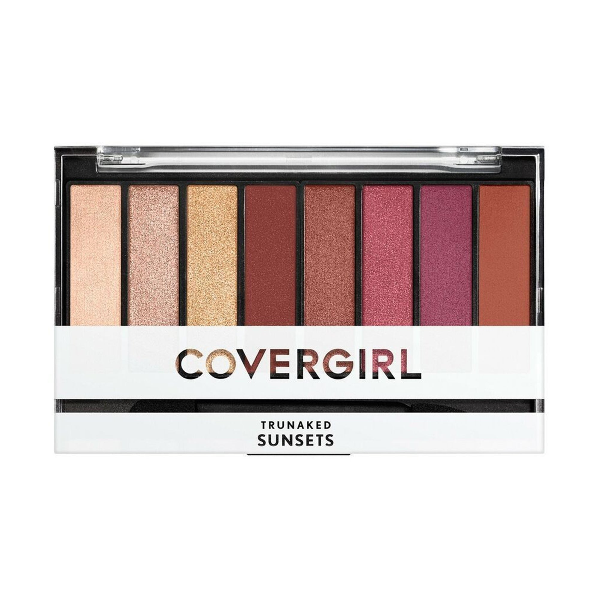 Covergirl TruNaked Eye Shadow Palette Sunsets