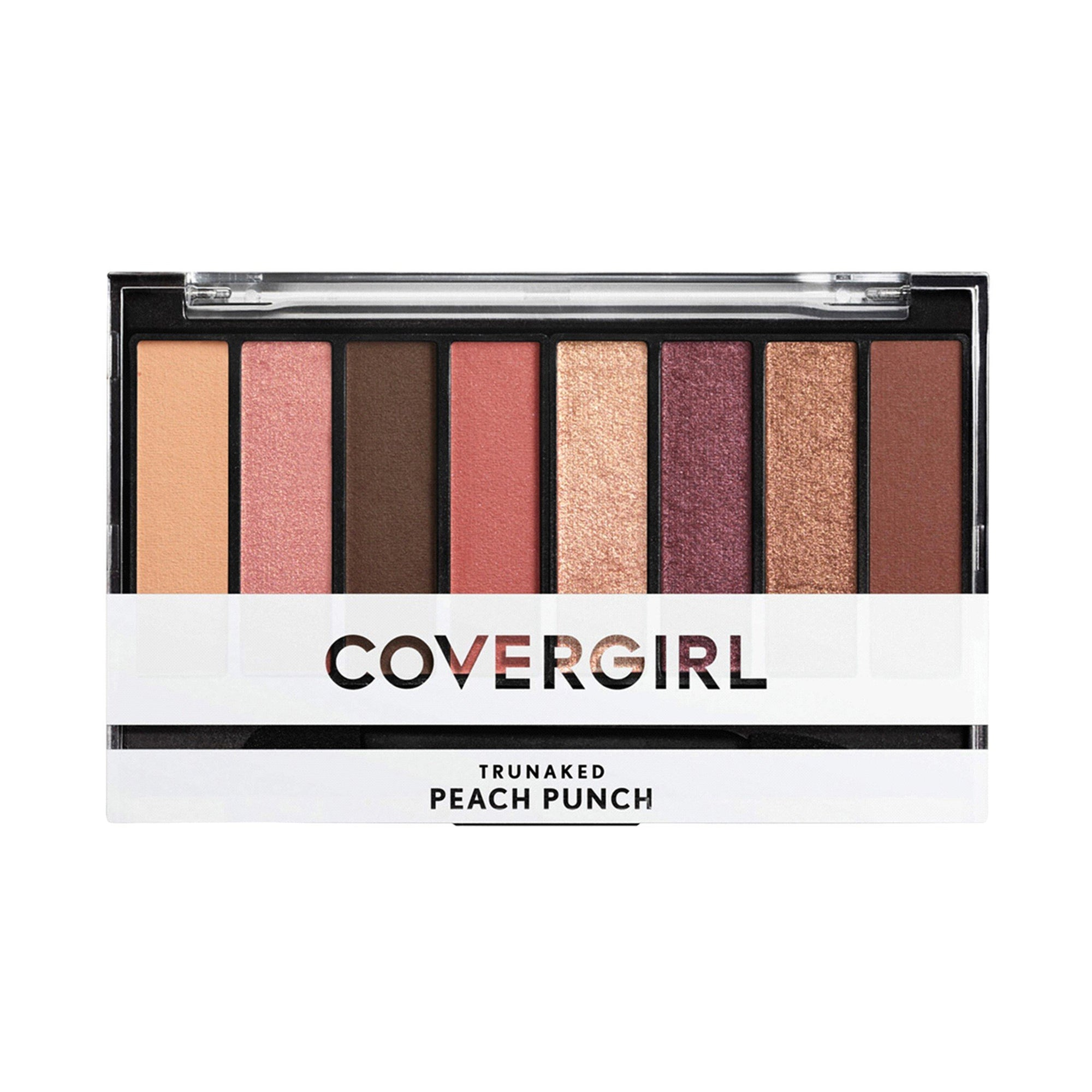 Covergirl TruNaked Eye Shadow Palette Peach Punch