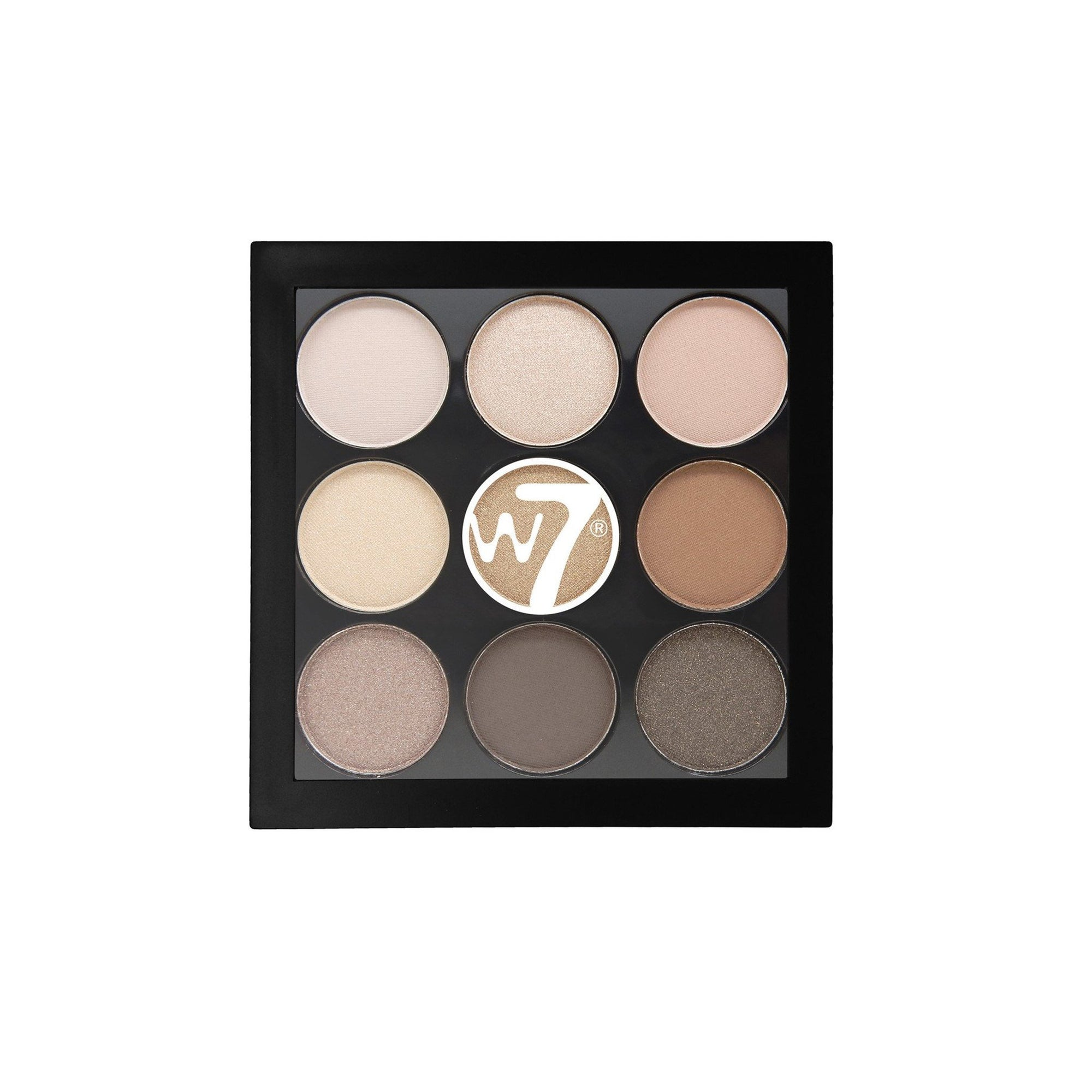 W7 Naughty Nine Eyeshadow Palette - Arabian Nights