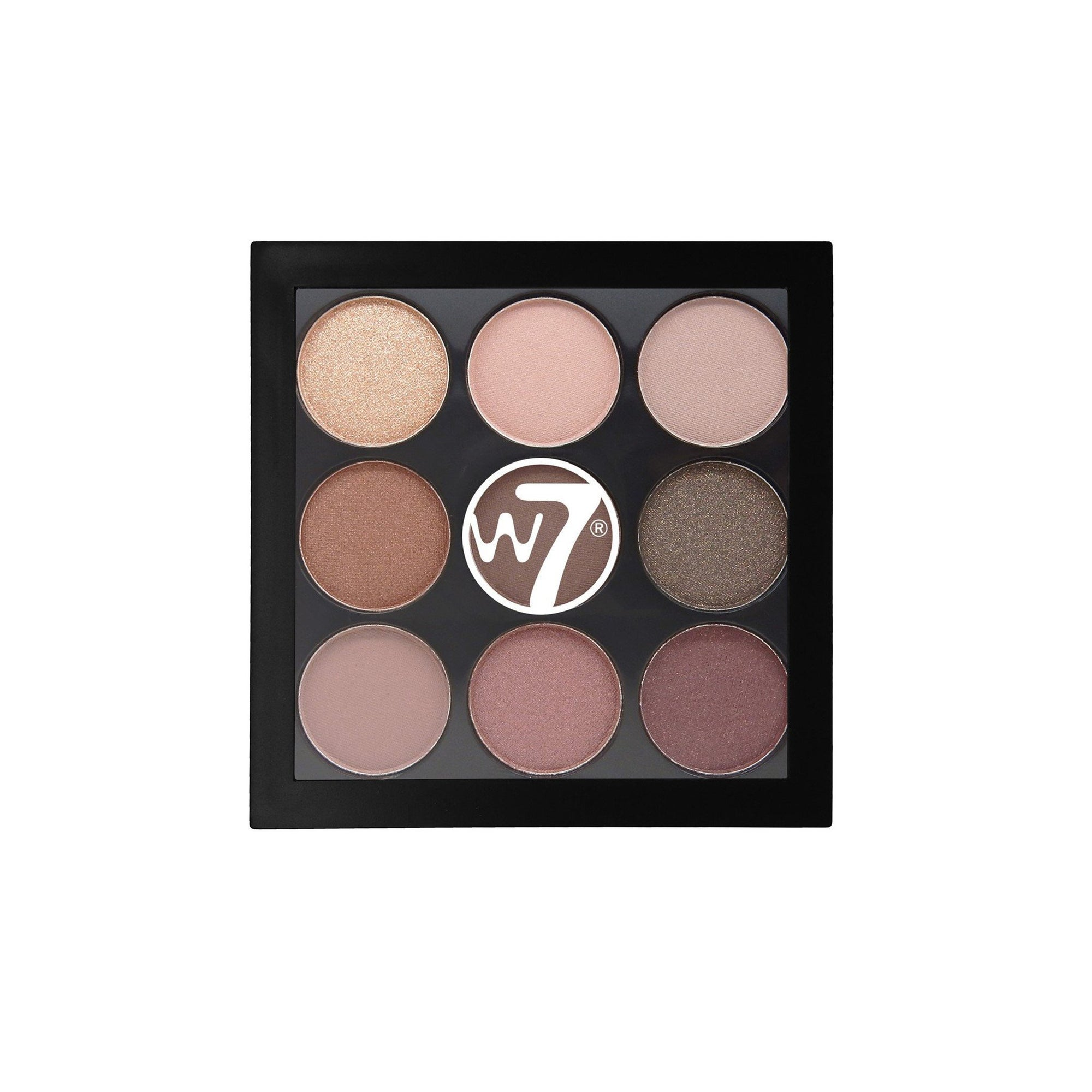 W7 Naughty Nine Eyeshadow Palette - Mid Summer Nights