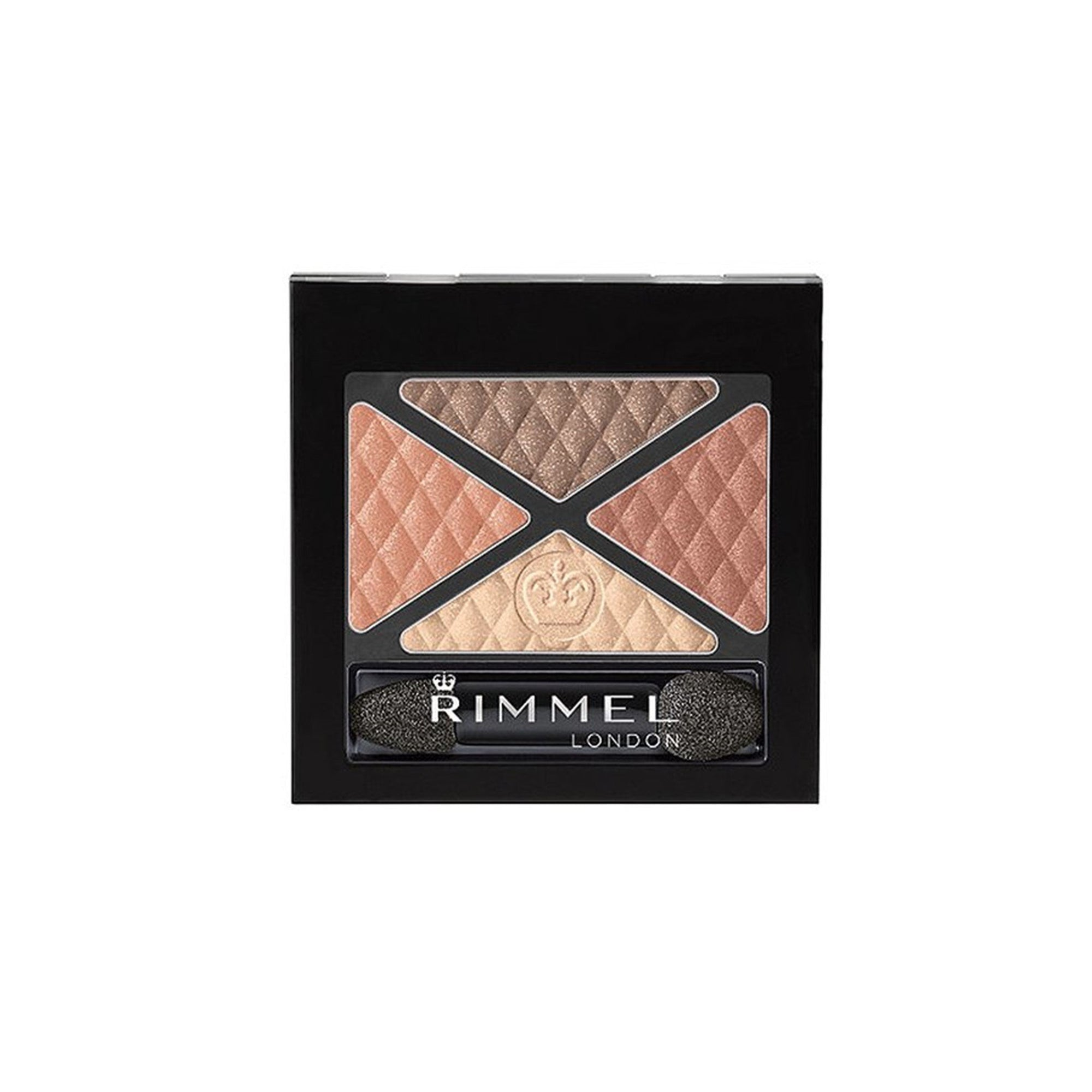 Rimmel London Glam Eyes Eye Shadow Quad 019 Safari