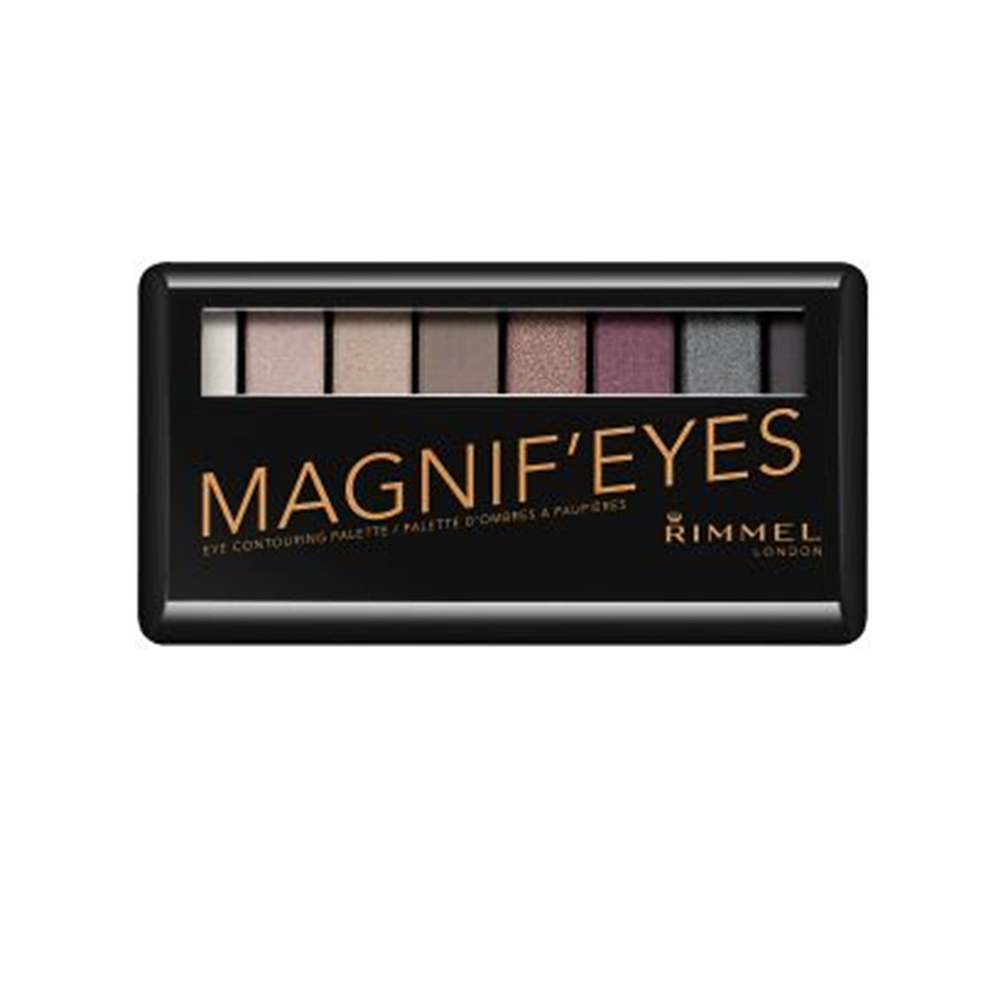 Rimmel London Magnif'eyes Eye Palette 003 Glam