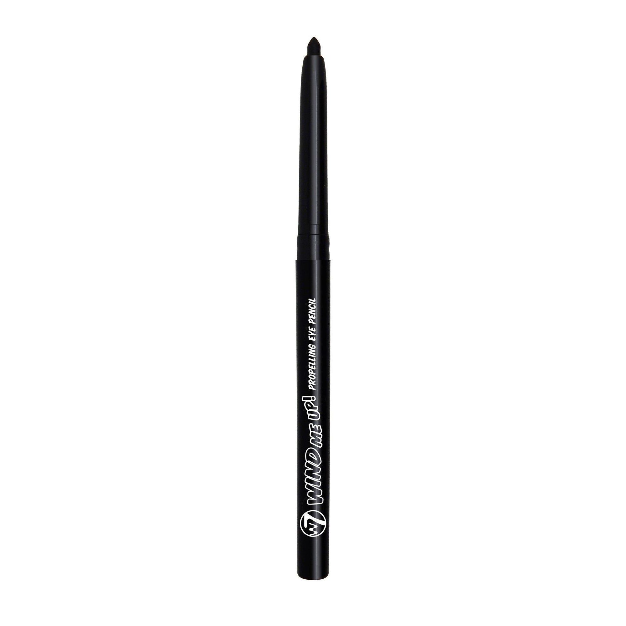 W7 Wind Me Up Eyeliner - Black