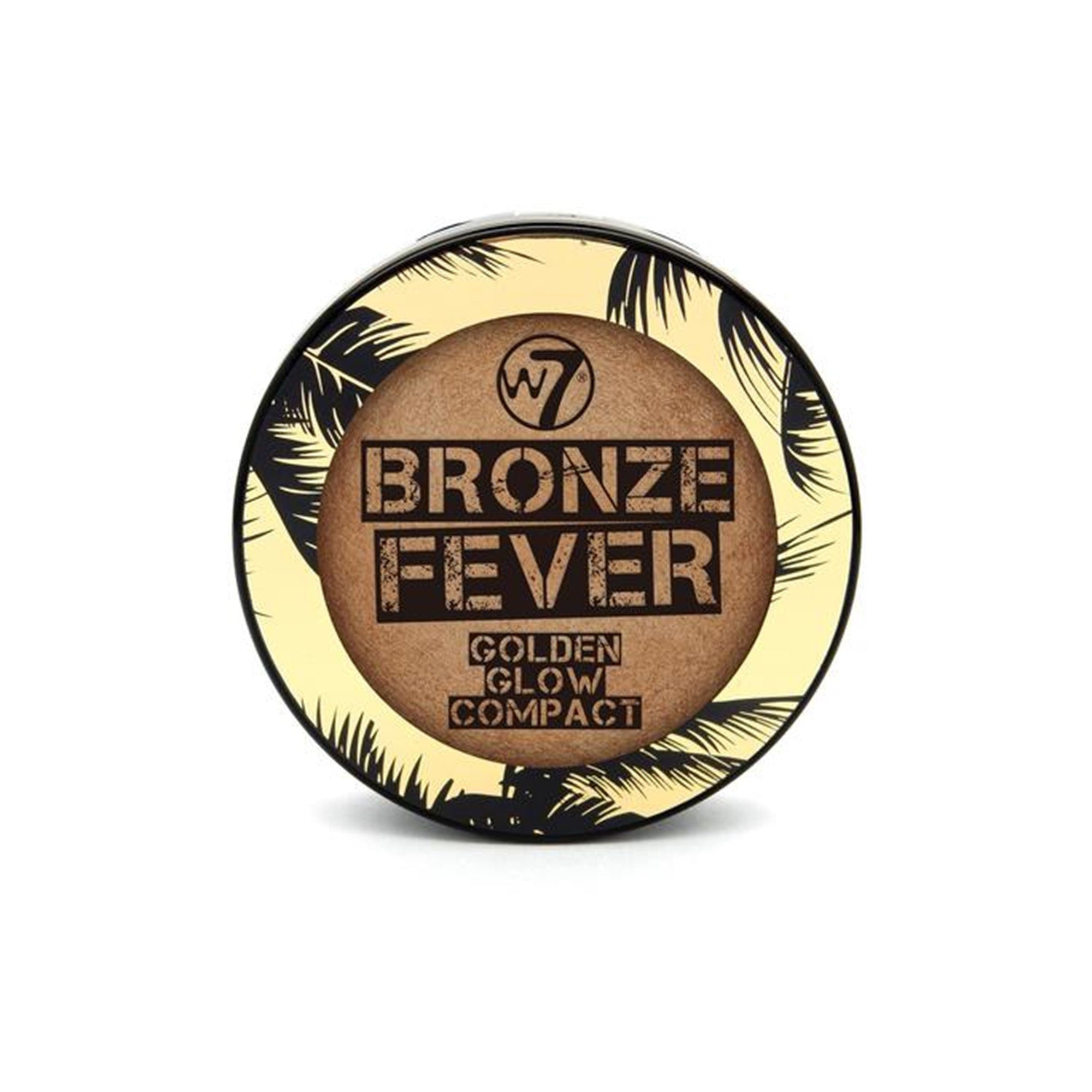 W7 Bronze Fever Golden Glow Compact