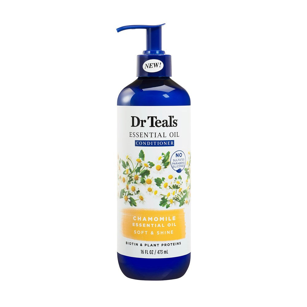 Dr Teal's Chamomile Soft & Shine Conditioner 473ML