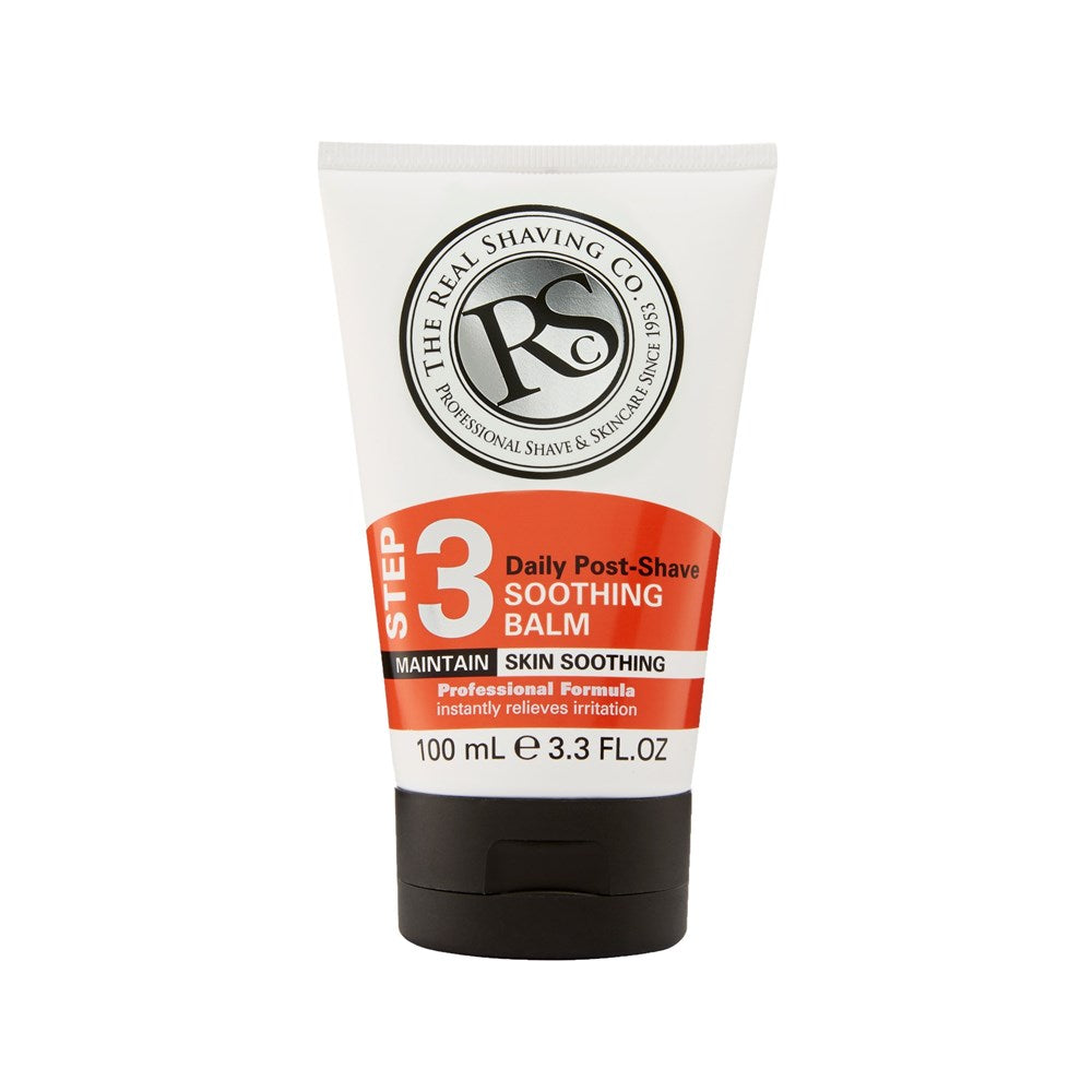 The Real Shaving Co Daily Post Shave Soothing Balm 100ml