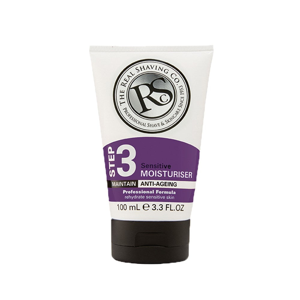 The Real Shaving Co Sensitive Moisturiser 100ml