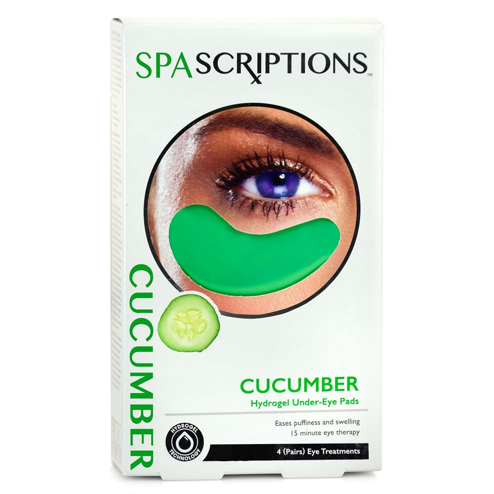 Spascriptions Cucumber Hydrogel Under Eye Pad 4s